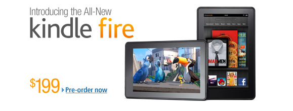 Amazon Kindle Fire Tablet PC